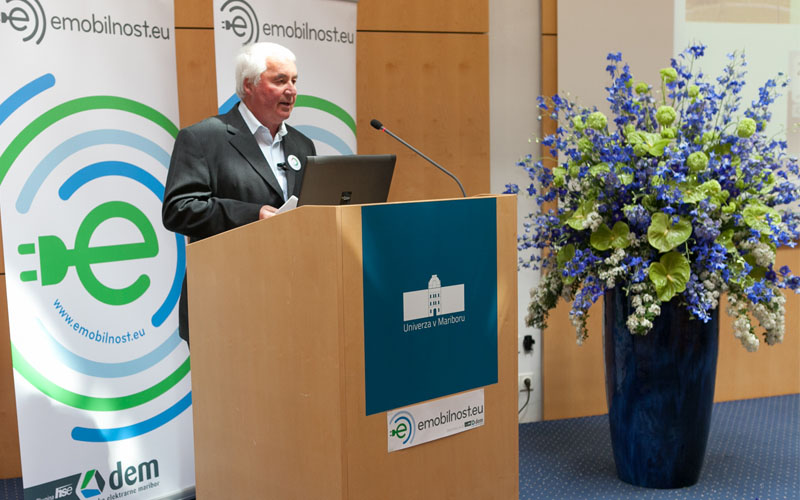 Konferenca e-mobilnost: Poslovna priložnost za Slovenijo