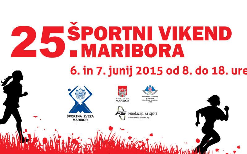 KULeBIKE na 25. Športnem vikendu Maribora